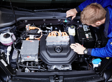 Bilservice og bilreparasjon